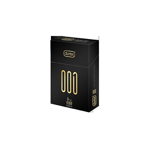 杜蕾斯001聚氨酯避孕套